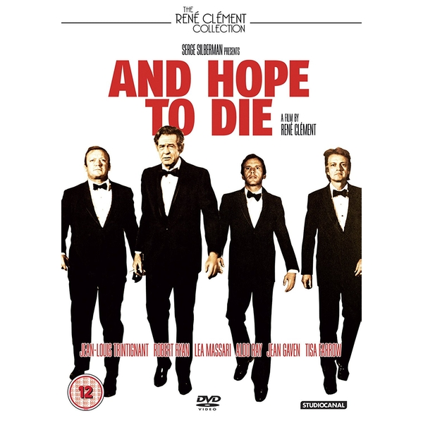 And Hope To Die (Rene Clément) DVD