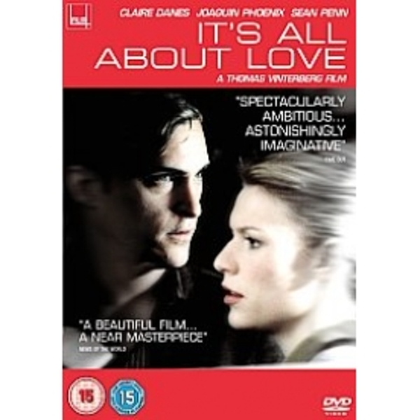 It's All About Love DVD