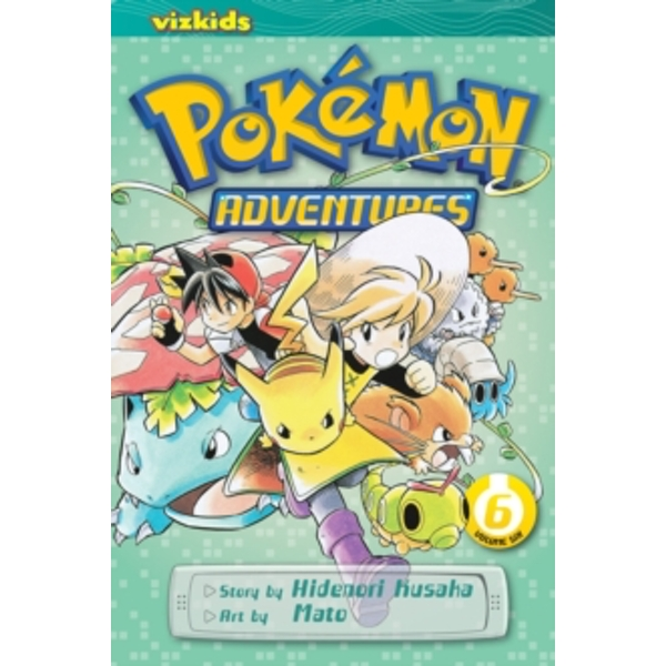 Pokemon Adventures, Vol. 6 (2nd Edition) : 6