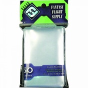 Fantasy Flight Supply Standard US Board Game 50 Sleeves Green - Pack of 10