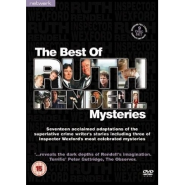 Best Of The Ruth Rendell Mysteries DVD