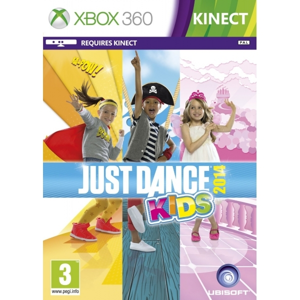 Just Dance Kids 2014 Game Xbox 360