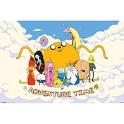 Adventure Time - Cloud Maxi Poster