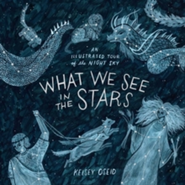 What We See in the Stars: An Illustrated Tour of the Night Sky by Kelsey Oseid (Hardback, 2017)