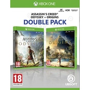 Assassin's Creed Origins + Odyssey Double Pack Xbox One Game