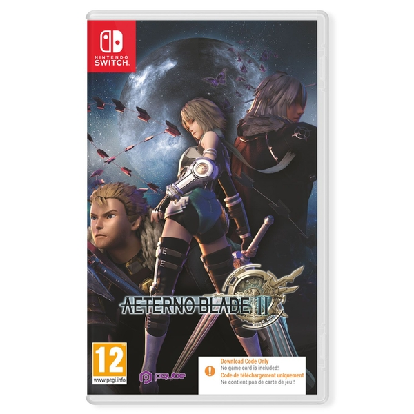 AeternoBlade II Nintendo Switch Game [Code in a Box]
