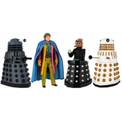 Doctor Who Revelation Of The Daleks Figurine Set