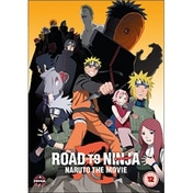 Naruto The Movie: Road To Ninja DVD