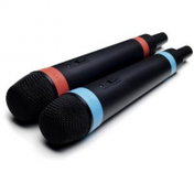 SingStar Standalone Wireless Microphones PS2 & PS3