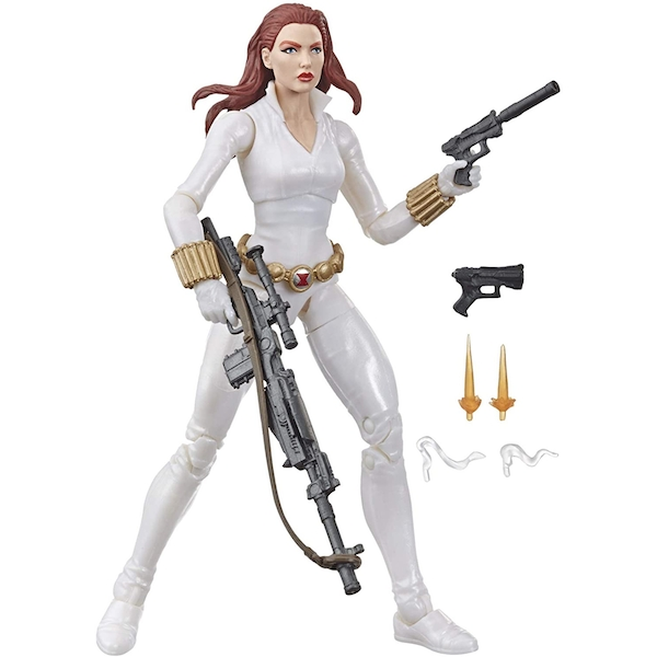White Death Black Widow (Marvel Legends) Deadly Origin Action Figure