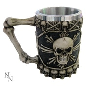 Large Tankard of Skulls Mug