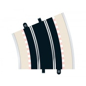 Radius 4 Curve 22.5° (Set Of 2) Scalextric Accessory Pack