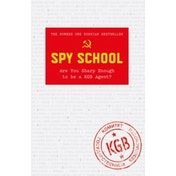 Spy School: Are You Sharp Enough to be a KGB Agent? by Denis Bukin (Hardback, 2017)