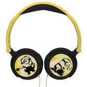 Lexibook Despicable Me Minions Stereo Headphones