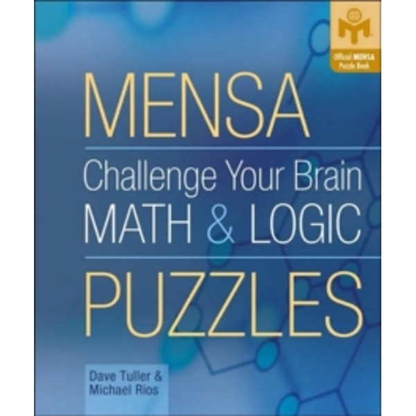 Challenge Your Brain Math and Logic Puzzles by Michael Rios, Dave Tuller (Paperback, 2005)