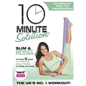 10 Minute Solution - Slim And Sculpt Pilates DVD