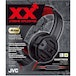 JVC HASR50XB Xtreme Xplosives On Ear Headphones with Remote & Mic Black - Image 2