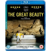 The Great Beauty Blu-ray