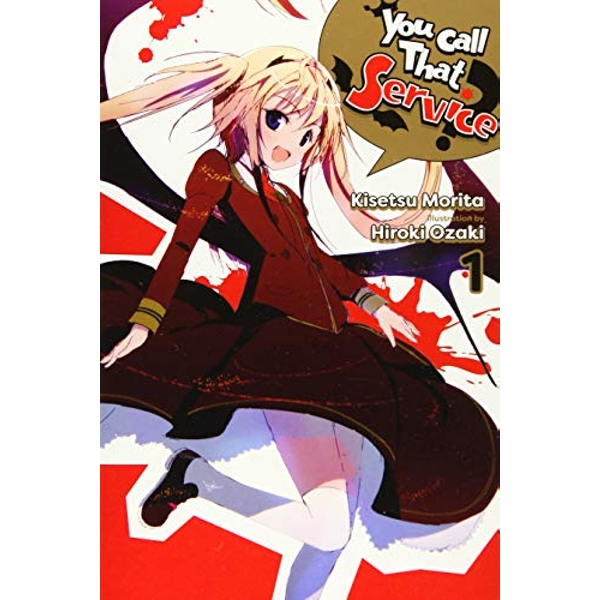 You Call That Service?, Vol. 1 (light novel) (You Call That Service? (Light Novel))