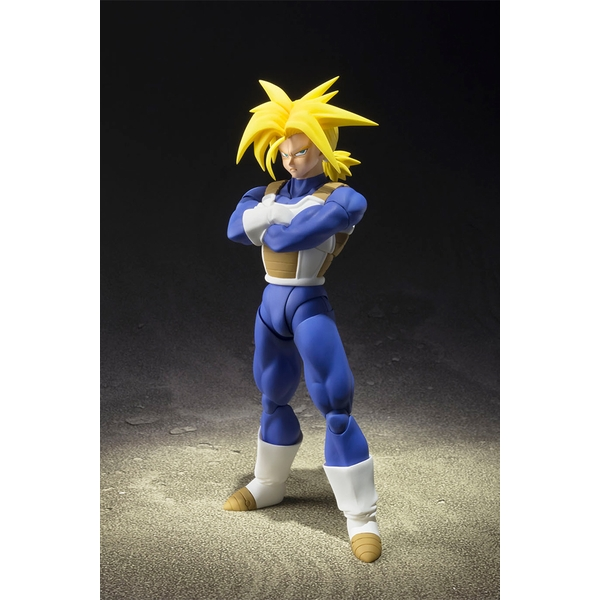 Trunks Super Saiyan (Dragon Ball Z) Bandai Tamashii Nations Figuarts Zero Figure - Image 1
