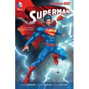 Superman Volume 2: Secrets & Lies (The New 52)