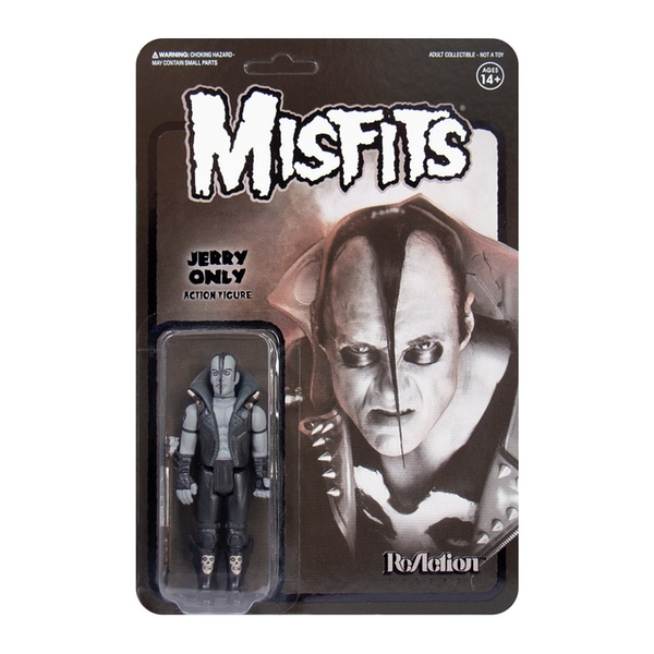 Jerry Only Black Series (Misfits) ReAction Figure