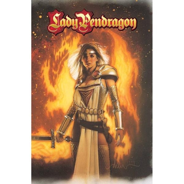 Lady Pendragon Volume 1