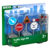 BRIO World - Traffic Sign Kit