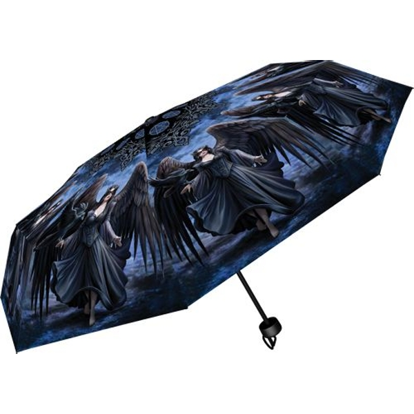 Raven (Anne Stokes) Umbrella