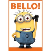 Despicable Me 2 - Bello Maxi Poster