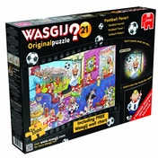 Wasgij Original 21 Football Fever 1000 Pieces Jigsaw Puzzle