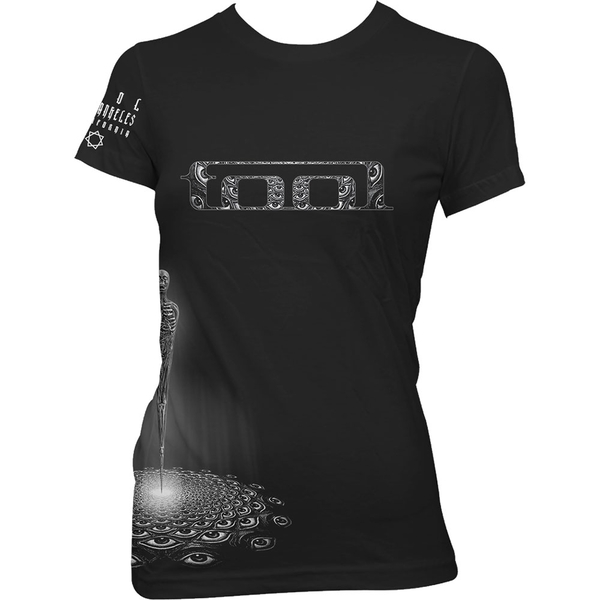 Tool - Spectre Baby Doll Ladies Large T-Shirt - Black
