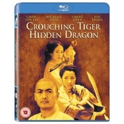 Crouching Tiger Hidden Dragon Blu-ray