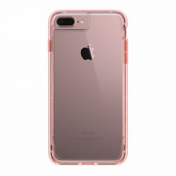 6b902bb931c Hey! Stay with us... Griffin Survivor Clear Case for Apple iPhone 7/6s/6  Plus in Rose Gold