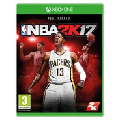 NBA 2K17 Xbox One Game