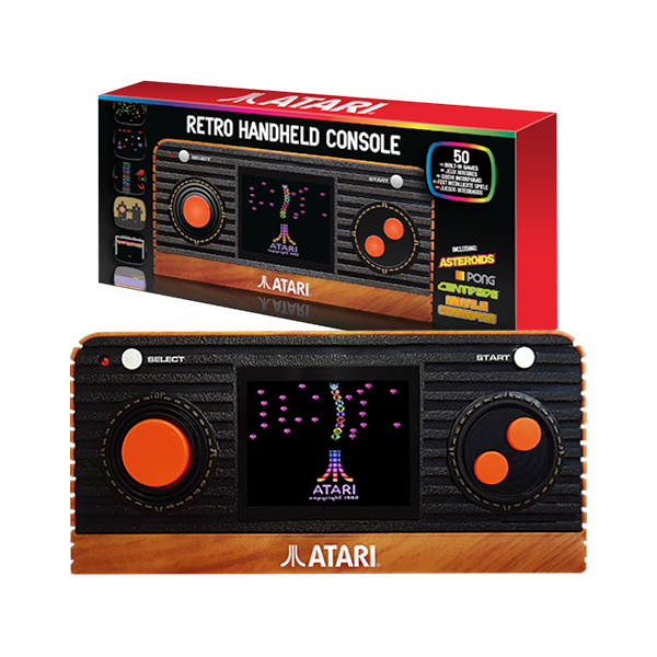 Atari Handheld Console with 50 Games - Image 1