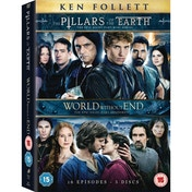 The Pillars Of The Earth/World Without End DVD