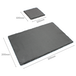 Natural Slate Placemats & Coasters | M&W 16pc - Image 5