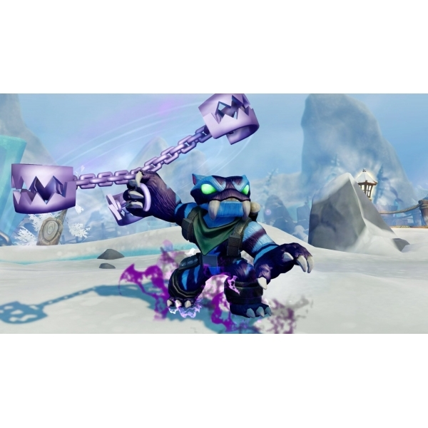 Trap Shadow (Skylanders Swap Force) Swappable Magic Character Figure - Image 2
