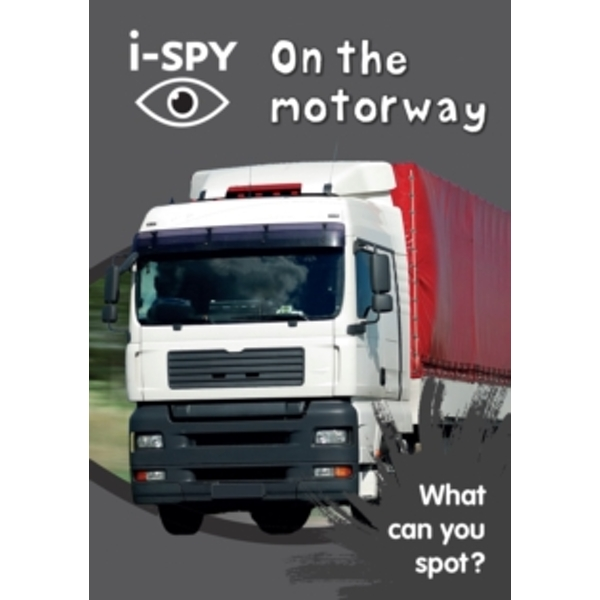 i-Spy on the Motorway : What Can You Spot?