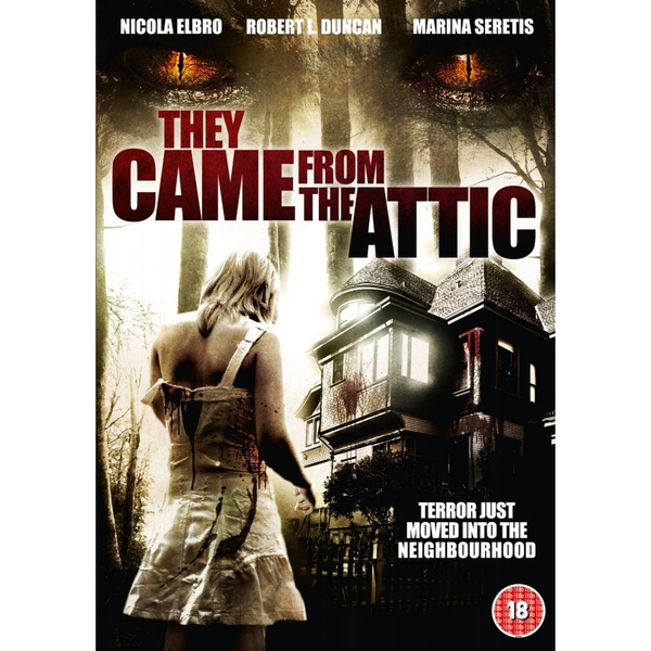 They Came From The Attic [DVD]