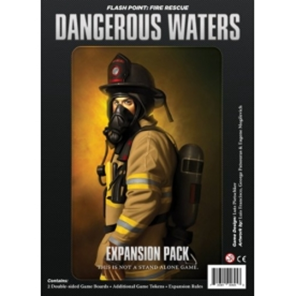Flash Point Dangerous Waters Expansion Board Game