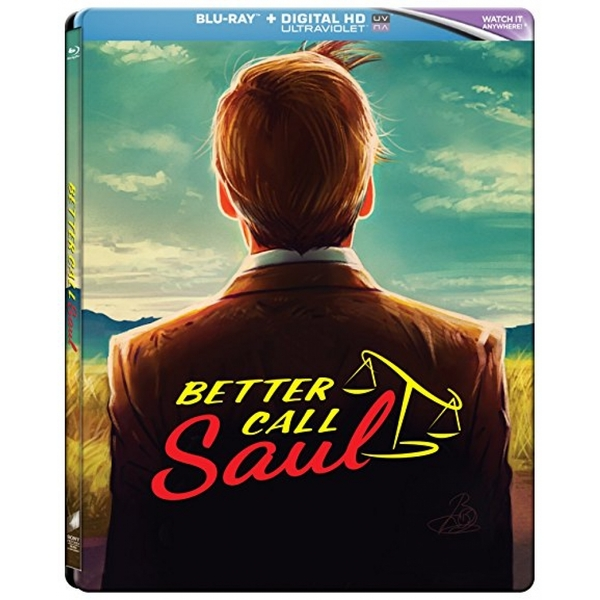 Better Call Saul - Season 1 Limited Edition Steelbook Blu-ray - Image 1