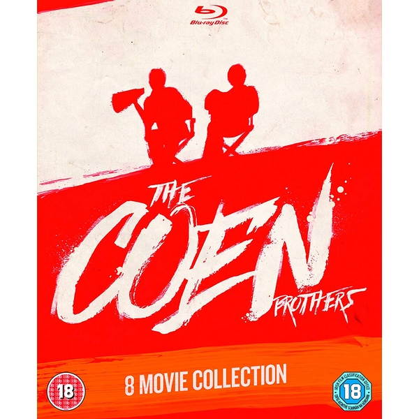 The Coen Brothers: Director's Collection Blu-ray