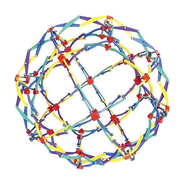 Hoberman Mini Rainbow Sphere