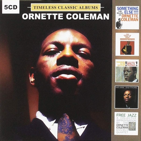 Ornette Coleman - Timeless Classic Albums CD