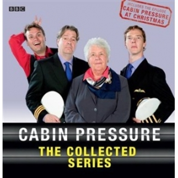 Cabin Pressure The Collected Series Audio Book CD