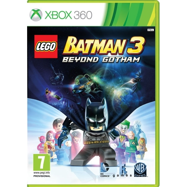 Lego Batman 3 Beyond Gotham Xbox 360 Game - Image 1