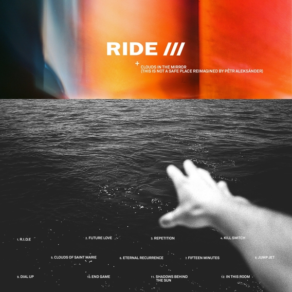 Ride Reimagined By Petr Aleksander - Clouds In The Mirror (This Is Not A Safe Place Reimagined By Petr Aleksander) Vinyl