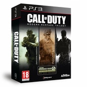 Call Of Duty Modern Warfare Trilogy PS3 Game